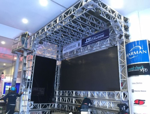 Stand Total Show Sound Check Expo 2016
